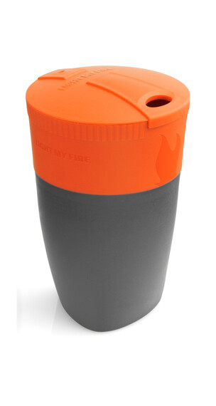 Light My Fire Pack-up-Cup - Gourde - orange